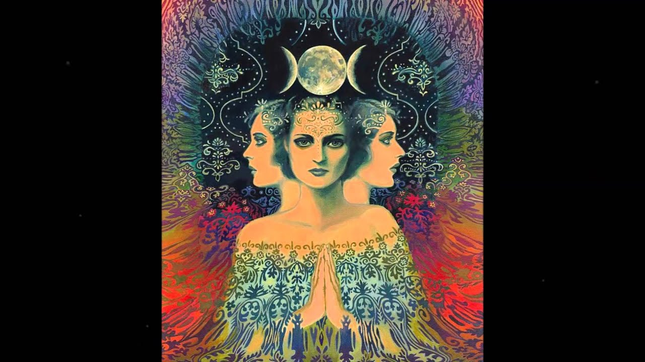 Wicca goddess song