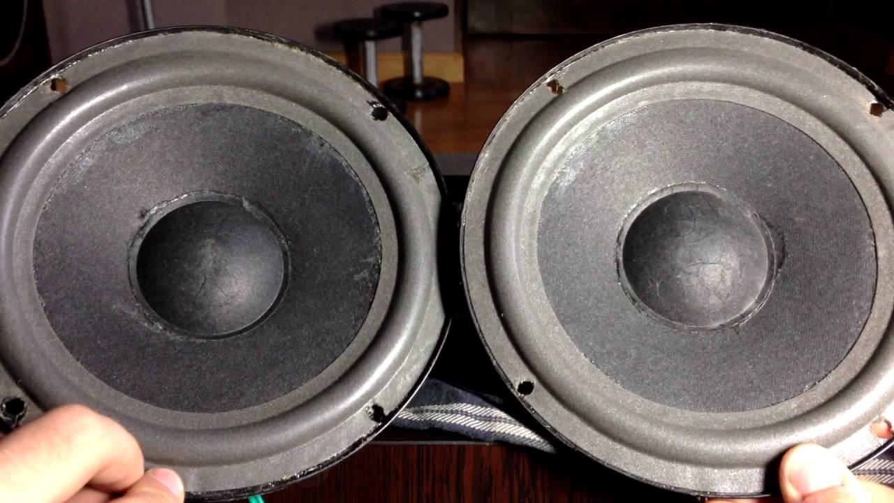 Car Stock Speaker Testing  Speakers Made In Italy
