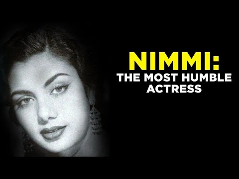 Nimmi: The Humble Actress | Tabassum Talkies