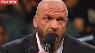 INTERNAL PRESSURE TO INCLUDE TRIPLE H IN WWE SURVIVOR SERIES MATCH