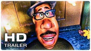 ДУША Русский Трейлер #1 (2020) Тина Фей, Disney & Pixar Мультфильм HD