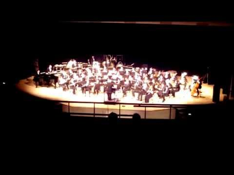 UCF Wind Ensemble - Symphony No. 2 - David Maslanka