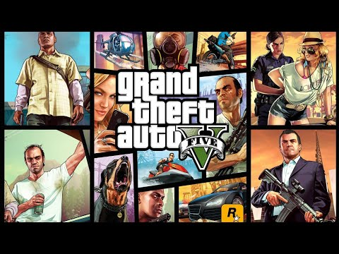 GTA 5 Visa 2 Gameplay On Android