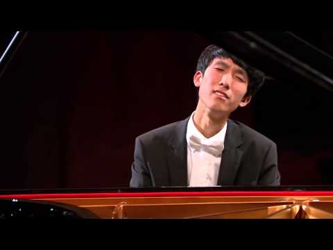 Eric Lu – Prelude in D flat major Op. 28 No. 15 (third stage)