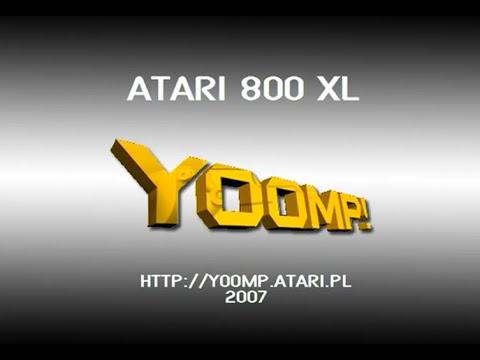 Atari XL/XE - Yoomp ! 2007