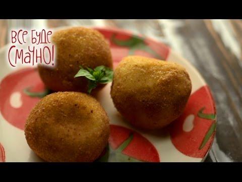 Рисовые шарики с курицей и сыром. Семейные рецепты