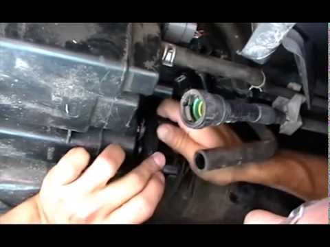 2002 Vw Passat Exhaust System Diagram Muscle Anterior Hand Code P0455 / P0442 2007 - 2009 Youtube