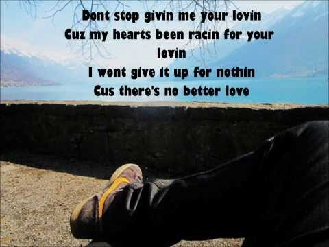 Young Gunz - No Better Love (Lyrics Video) (HQ)