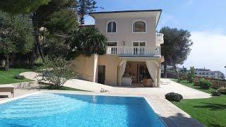 Villa à vendre à Sanremo sul mare - Immobilier de luxe en Italie