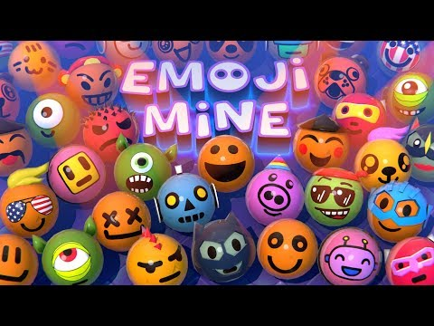 Emoji Mine - Catch The Smileys :)