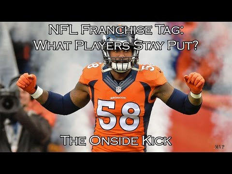 NFL Franchise Tag: Which Players Stay Put?