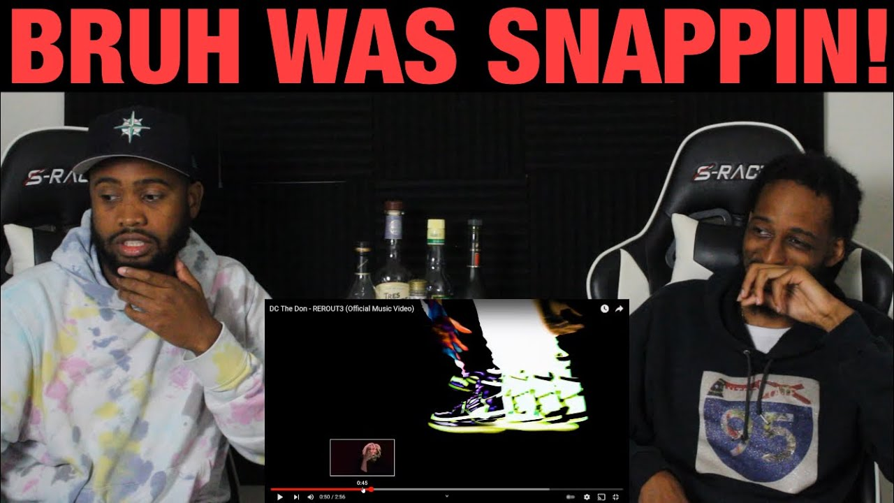Download DC The Don - REROUT3 | Official Music Video | FIRST REACTION
