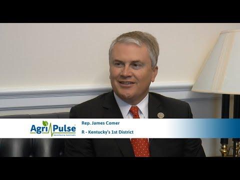Meet the Lawmaker: Rep. James Comer, Kentucky