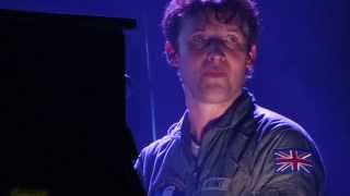 James Blunt - Goodbye My Lover live Hamburg O2 World 04.03.2014