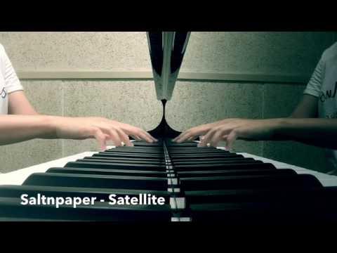 SALTNPAPER (설튼페이퍼) - Satellite (위성) Chicago Typewriter OST (short piano cover)