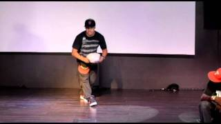 How Tha West Was Won 2011, Krumping QuarterFinal: ???, Mad Hatter and Outrage