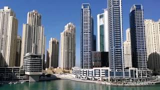 Gambar cover Dubai Marina luxury airbnb apartment on floor 33 - Al Sahab Tower