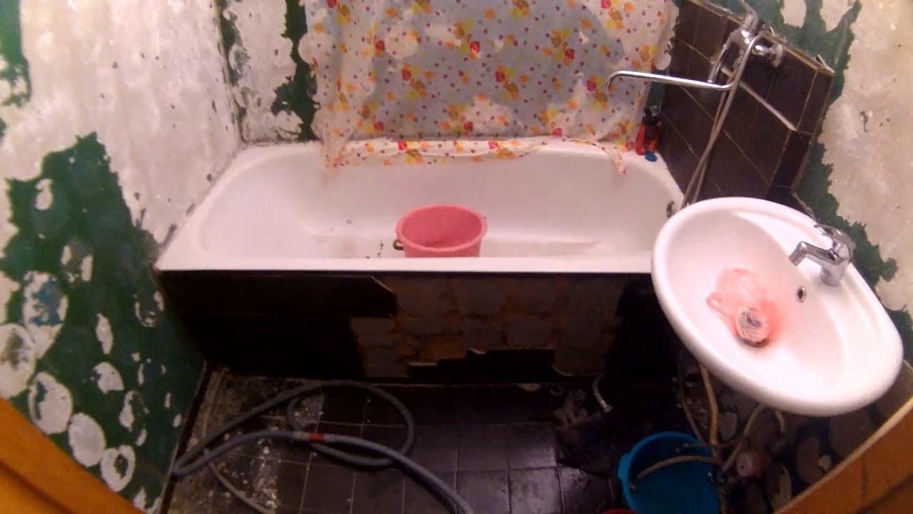 Сделать самому ванную комнату Душевой гарнитур Axentia 282812 зеленый