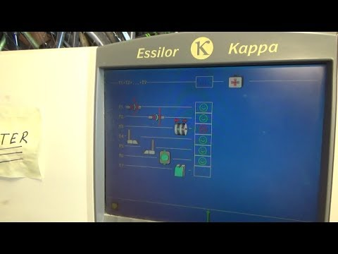Kappa Lens Edger case study - Part 1 - Diagnosis