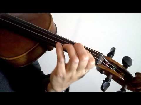 Hearts & Flowers - Shifting Exercise - Violin/Viola