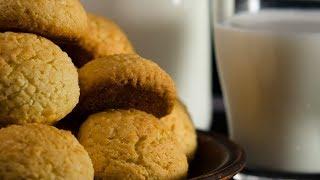 Ароматнейшее кокосовое печенье. Невероятно простой рецепт