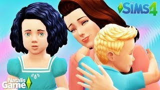 The sims 4 Малыши Обзор Обновления / Update Toddlers by NatalisGame