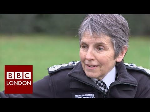 The Women who run London  - The Woman in charge of the Met Police - BBC London News