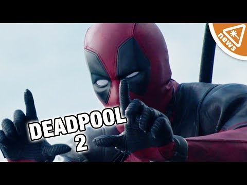 Who's the Secret Cameo in Deadpool 2? (Nerdist News w/ Amy Vorpahl)