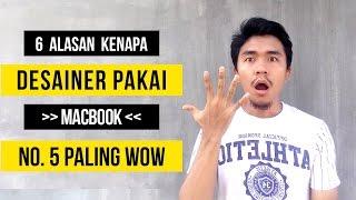 Gambar cover Alasan Aku Ngedesain Pakai MacBook | Cara Naikin Harga Desain