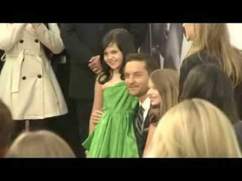 Bailee Madison  Posing on the Red Carpet at the