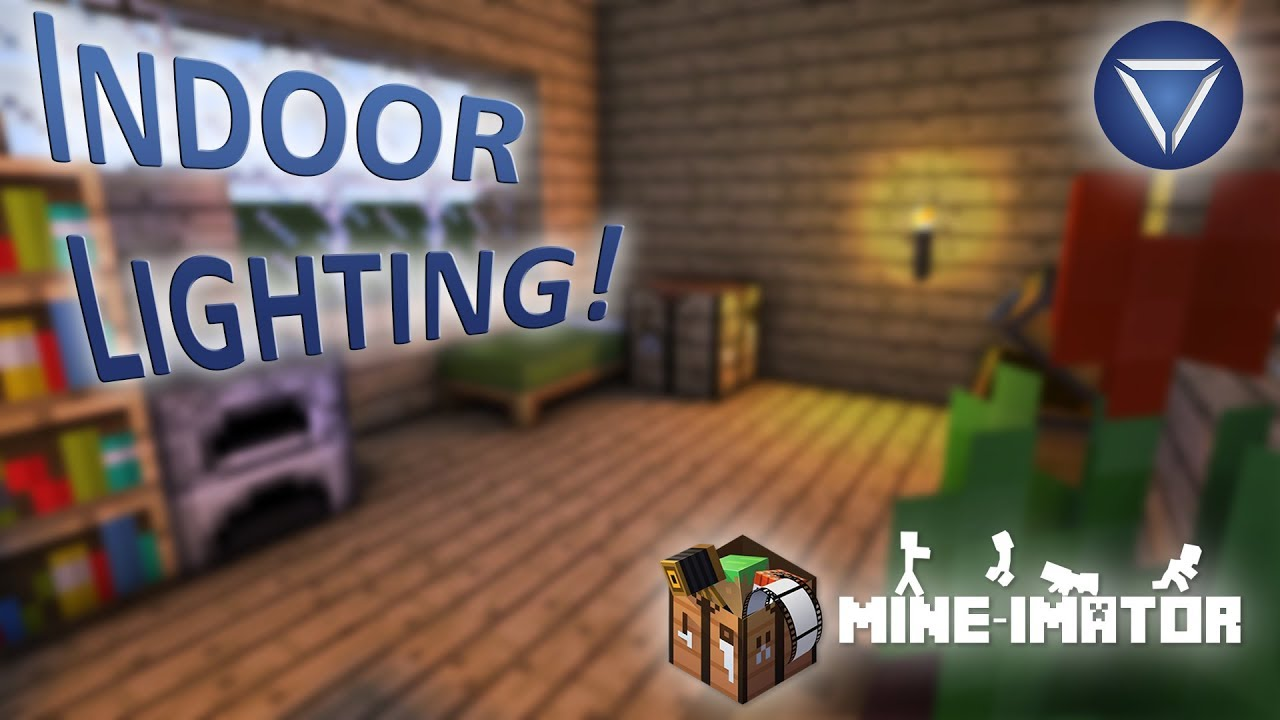 Indoor Lighting Mine Imator Tutorial