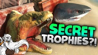 "Stranded Deep Gameplay - ""NEW SECRET TROPHIES AND MISSIONS?!?""  - Let"