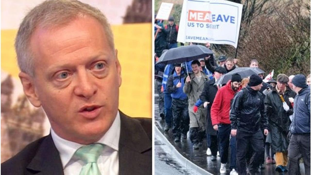 BBC caller warns 'massive political UNREST' planned – 'we are NOT going to listen to MPs'