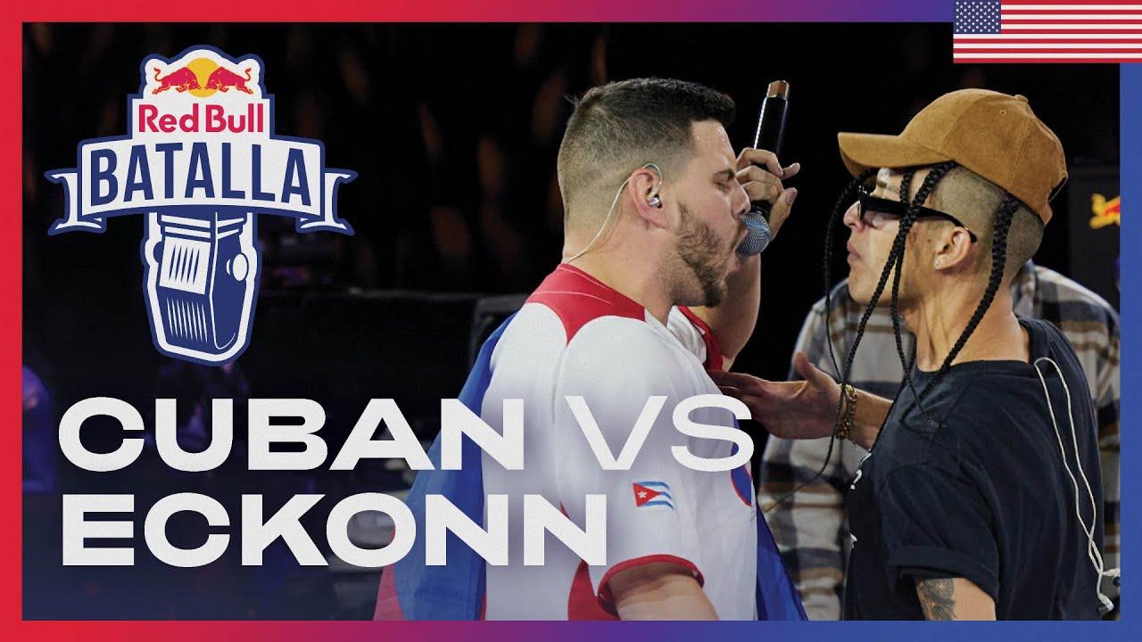 Cuban vs Eckonn - 3er lugar | Red Bull Estados Unidos 2021