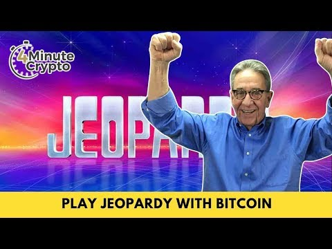 Bitcoin Was Featured As Category On Jeopardy