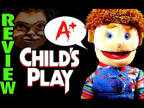 CHILD'S PLAY (2019) - Duncan's REVIEW