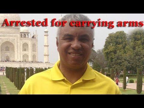 NYPD cop arrested in Delhi, US media slams India
