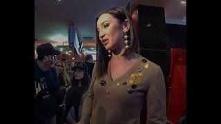 Бузова Ольга на премьере фильма Жги