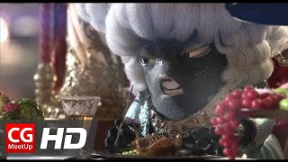 """CGI Animated Short Film HD """"Symphony Of Two Minds """" by Mecanique Generale   CGMeetup"""