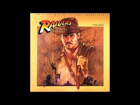"""Raiders of the Lost Ark Expanded Score """"Desert Chase"""""""