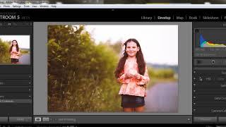 Обработка фотографии в Lightroom для новичка