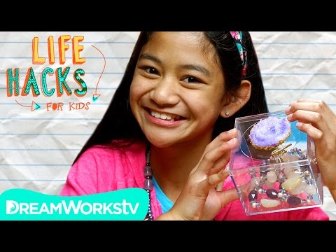 Geode Jewelry Box & More Hacks That ROCK! | LIFE HACKS FOR KIDS
