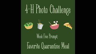 Spokane 4-H Photo Challenge - Week 5