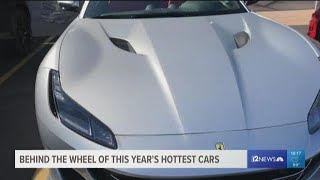 Phoenix Auto Show: Behind the wheel of some of the world's hottest cars