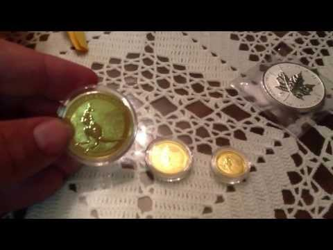 My First Gold Unboxing, Gold From Provident