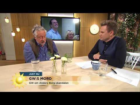 """GW om Anders Borg-skandalen: """"Jag har pratat med folk på festen"""" - Nyhetsmorgon (TV4)"""