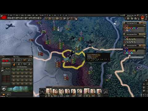 Hoi4 MP - Achsen gegen Soviets AAR