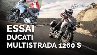 Essai Ducati Multistrada 1260 S