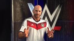 Cesaro tippt Deutschland gegen Frankreich