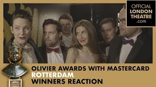 Winners Reaction: Rotterdam - Oustanding Achievement In An Affiliate Theatre